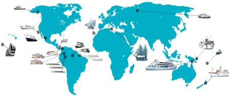 Ships-Map