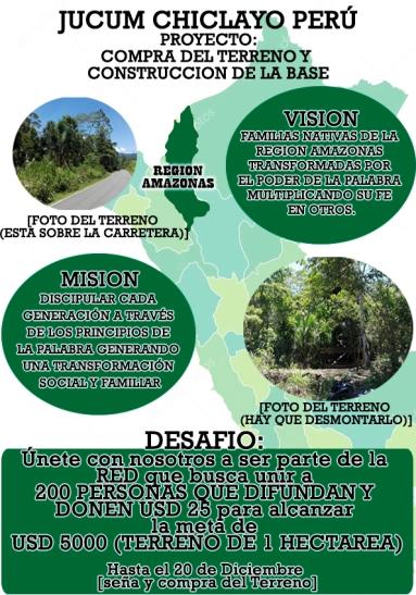 JUCUM REGION AMAZONAS PERU segundo